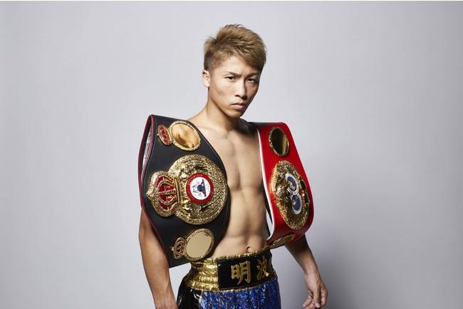 いよいよ明日!WBA・IBF世界バンタム級王者のモンスター・井上尚弥が本場ラスベガスのリングでWBO世界同級1位のマロニーとの防衛戦に臨むメガファイトをWOWOWで生中継!