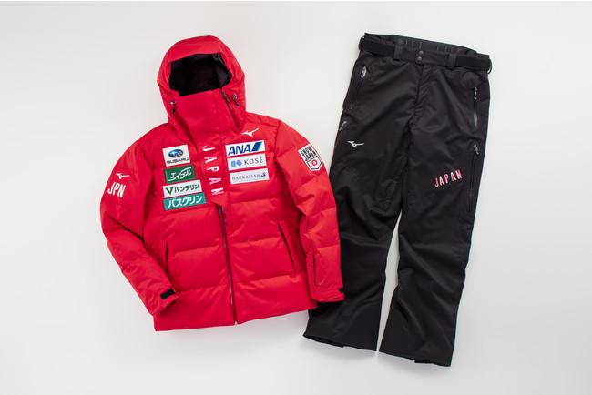 """スキー・スノーボード日本代表""""SNOW JAPAN""""「Division.1」 2020-21シーズンのオフィシャルウエア・レーシングスーツ完成"""