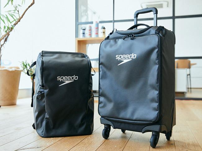 Speedo、車いす利用者向けのバックパックおよびウィーラーバッグを発売