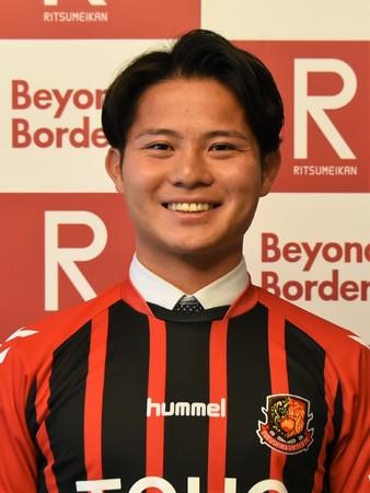 【福島ユナイテッドFC】立命館大学 田中康介選手 2021シーズン加入内定のお知らせ