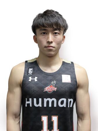 大阪エヴェッサ 高原 晟也選手 入団のお知らせ