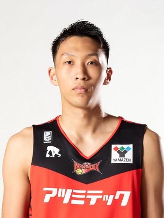兪 龍海(ユ タツミ)選手 アマチュア選手として三遠ネオフェニックスへ新加入