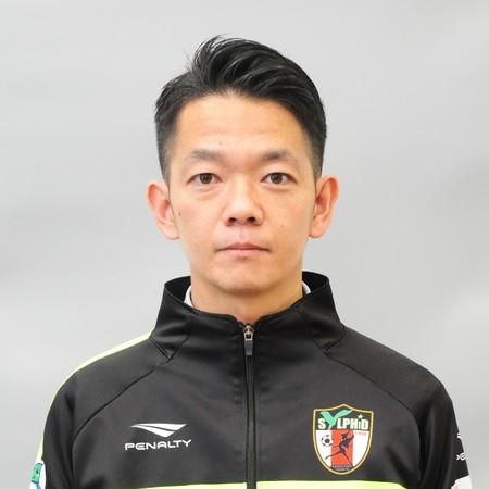 (新任)フィジカルコーチ青柳雅人