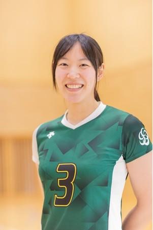 鈴木 沙彩選手