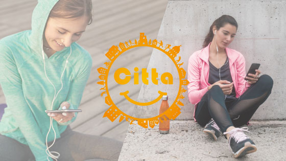 『Citta(チッタ)』運動・スポーツ応援プロジェクト!情報検索サイトサービス開始