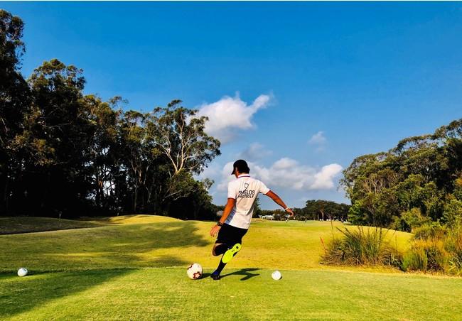 那須国際カントリークラブ常設コースにて注目の新スポーツ「フットゴルフ・ジャパンツアー」を3月に開催決定!