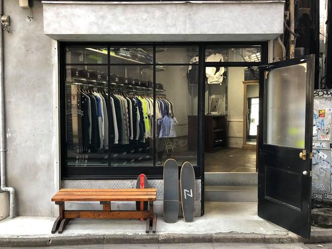 MADE IN WORLD × #FR2MADE IN WORLD 公式 ONLINE STORE・渋谷店での発売開始