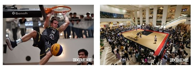 『3x3.EXE』とオフィシャルサプライヤー契約を更新