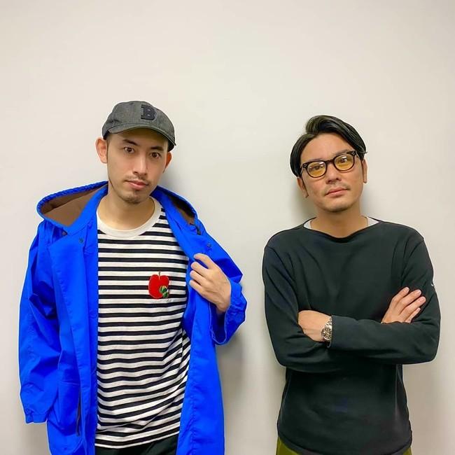鈴木淳史(左)、原偉大(右)
