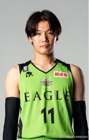 レバンガ北海道 #11 桜井 良太選手 B.LEAGUE 2021-22 SEASON 選手契約継続のお知らせ