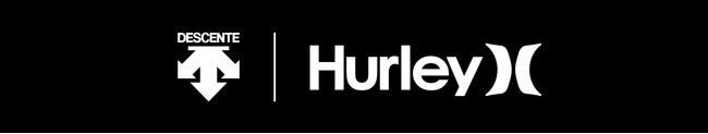 海と陸、スポーツブランド異色のコラボレーション!『Hurley×DESCENTE』サーフィンインスパイアのアイテムを展開