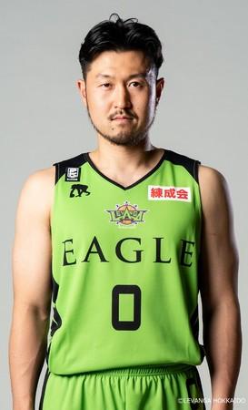 レバンガ北海道 #0 橋本竜馬選手 B.LEAGUE 2021-22 SEASON 選手契約継続のお知らせ