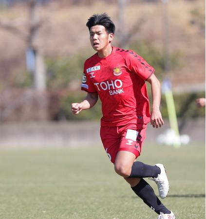 【福島ユナイテッドFC】堤聖司選手 おこしやす京都ACへ育成型期限付き移籍のお知らせ