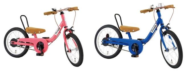 【新製品】コロナ禍の外遊びは密を避けた自転車練習がブーム!30分で自転車に乗れる人気商品「ケッターサイクル」に数量限定で新カラー登場!