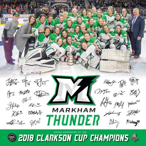 Markham Thunder | CWHL