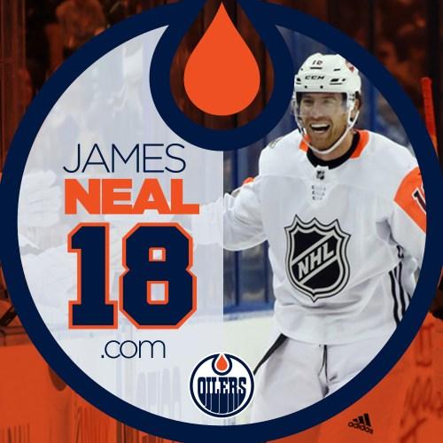James Neal | Edmonton Oilers, NHL