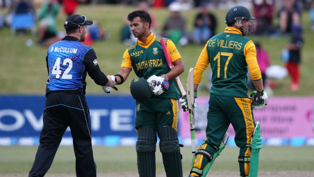New Zealand Vs South Africa cricket