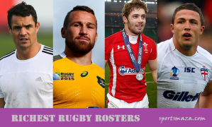 Top 10 Richest Rugby players 2017 [+Rank by Earning]