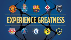 International Champions Cup 2015 Live stream