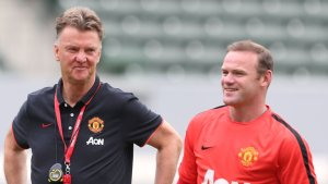 Rooney supports to Van Gaal as a Manager of Manchester United