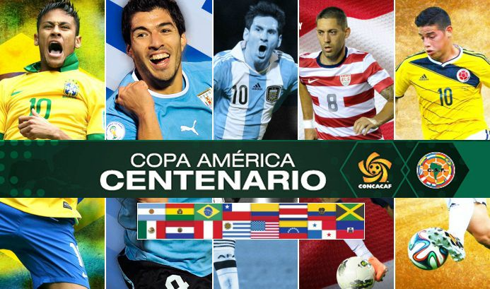Copa America Centenario is a big fight