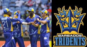Caribbean Club Barbados Tridents Team Squad for 2016 CPL