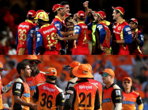 4th Match – Sunrisers Hyderabad Vs Royal Challengers Bangalore 2016: Possible Result, Report & Replay