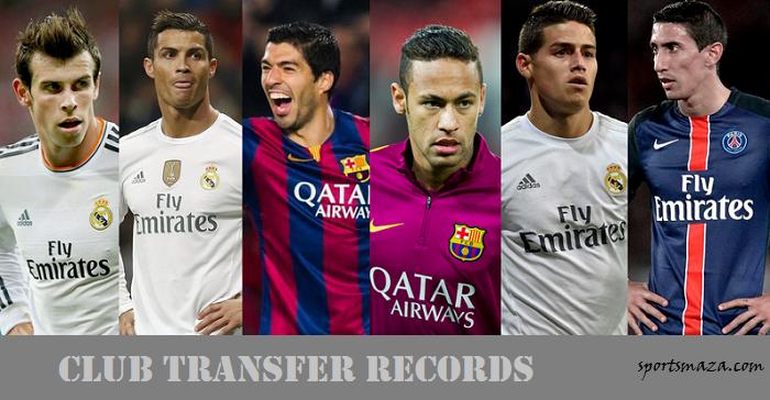 club transfers