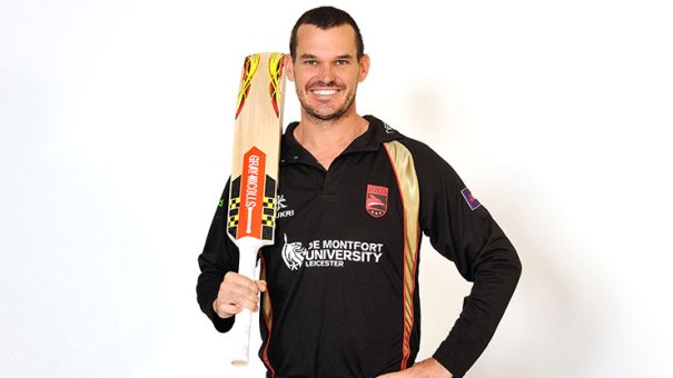 Leicestershire jersey