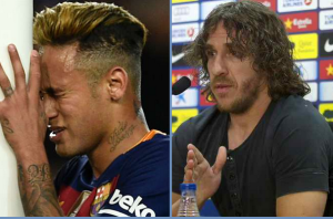 Neymar is still young and very professional: Carles Puyol [Ex-Barcelona defender]
