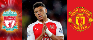 Liverpool & Manchester United are fighting for Alex Oxlade-Chamberlain