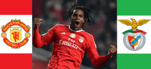 Manchester United are desiring of landing the Benfica midfielder Renato Sanches for £46 million