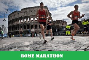 Maratona di Roma 2016: Results & Full Replay Video (Amos Kipruto become Champion)