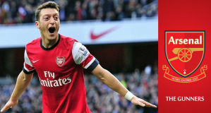 Mesut Ozil admitted his immediate future in Arsenal Side