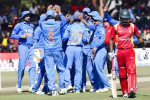 Zimbabwe set to host India for three ODIs and three T20s in June
