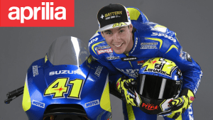 Aleix Espargaro is wrapping to move from Suzuki for Aprilia in 2017 (MotoGP deal)
