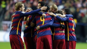 FC Barcelona current team squad