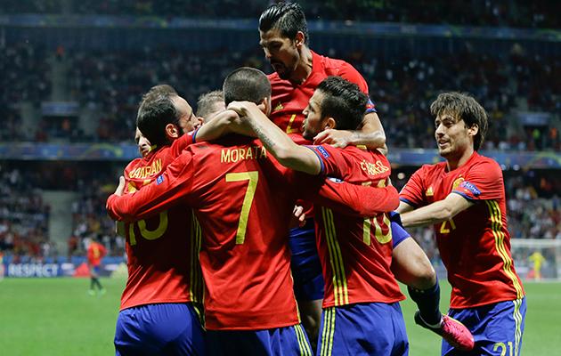 Spain Vs Turkey