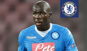 Chelsea win the race to recruit Napoli defender Kalidou Koulibaly in favor of £30 million