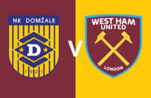 NK Domzale Vs West Ham United