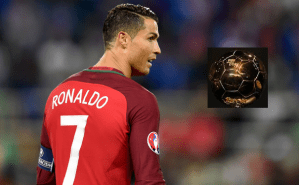 Real Madrid & Portugal star Ronaldo standing in pole position for Ballon d'Or 2016