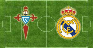 Replay video of Celta Vigo Vs Real Madrid: Scorer & Hole match report