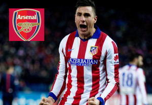 Arsenal shifts their attention to Atletico Madrid centre back Jose Gimenez