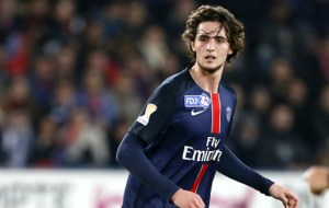 Adrien Rabiot longing to move forward in Premier League side from PSG
