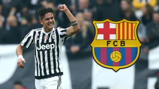 Paulo Dybala at Barca