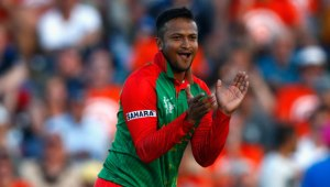 Shakib Al Hasan regarded as the highest ODI wicket taker for Bangladesh