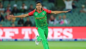 Taskin Ahmed's bounce back proved effect for Bangladesh