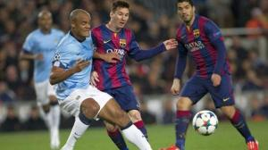 Man City worried for Wednesday Barcelona clash