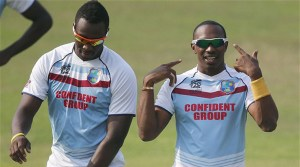 Dhaka confirmed West Indies blaster Russell and Bravo for 2016 BPL