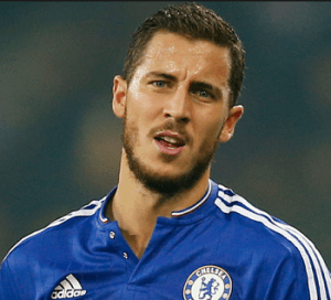 Eden Hazard is back to the Chelsea squad after an ankle injury